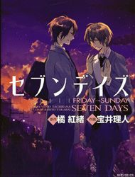 Truyện Tranh Seven Days (Chap 13.2)