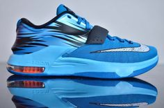 """""""Clearwater"""" Nike KD 7s Releasing Sooner Than You Think"""