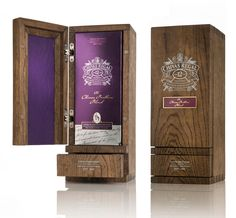 The Chivas Brothers' Blend Activation & Global Brand Toolkit for Pernod Ricard: Gift box