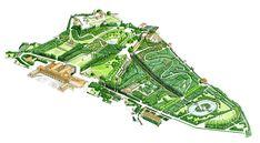 220 Best Cultivate Images Palaces Gardens Landscape Design