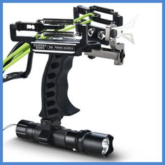 Laser Slingshot Outdoor Hunting Fishing Slingshot Catapult Compound Bow Can Shooting Arrows Powerful Sling Shot Crossbow Bolt