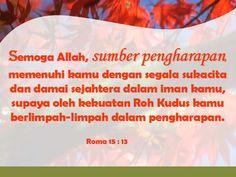 Roma 15:13