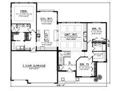 Floor Plan, 020H-0378