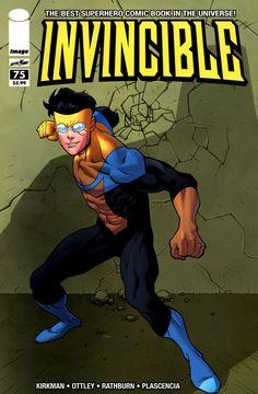 Invincible #75 by Ryan Ottley