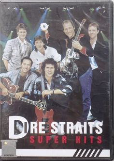 DIRE STRAITS Super Hits Greatest Hits DVD NEW PAL Region All Free Shipping