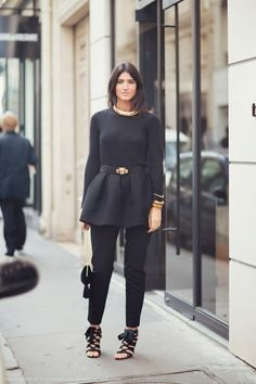 Look Du Jour from the fab Lian of Luxury Shoppers.