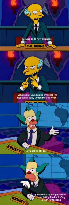 Simpsons predicted Fox News 10 years ago
