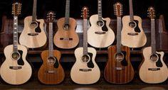 Guild announces new Acoustic Design guitar series
