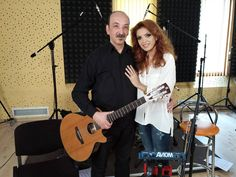 Acoustic session with Cristina Spatar and Capriel Dedeian. Acoustic, Studios, Artists, Artist