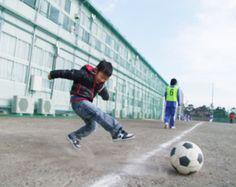 コラム日々是蹴球「虎とボール」ライター竹田氏の母校、神奈川県立西湘高校の初蹴りのおはなし。