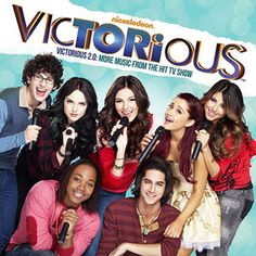 Victoria Justice, Victorious Cast - Victorious More Music from the Hit TV Show [New CD]. Title: Victorious More Music from the Hit TV Show. Take a Hint. Victorious Tv Show, Victorious Nickelodeon, Jade Victorious, Tori Vega, Icarly, Victoria Justice Victorious, Hollywood Arts, Shut Up And Dance, Nickelodeon Shows