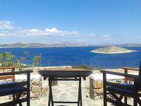 Το δωμάτιο Περσέας συνδυάζει την παράδοση με την άνεση στο όμορφο νησί της Ηρακλειάς.