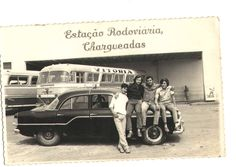 Rodoviária de Charqueadas/RS  http://charqueadashistoria.blogspot.com.br/