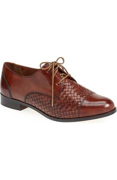 fc25d62864b49 Cole Haan Leather Oxford (Women) available at  Nordstrom Cole Haan Oxfords,  Cole