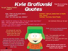 Kyle Broflovski quotes