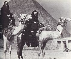 Immaculate Heart College | ... of Immaculate Heart College Los Angeles in Egypt at the Great Pyramids