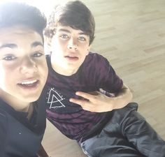 daniel skye and hayes grier