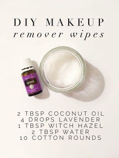 These makeup remover pads will save you money and don't contain a bunch of nasty chemicals. They're super easy to make too!! - http://ift.tt/1HQJd81