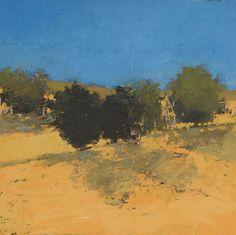 Under Blue Sky : landscape paintings : Landscapes, Paul Balmer