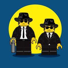 Lego Blues Bros