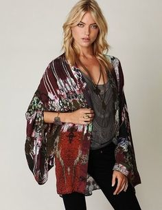 Free People Kimono. I can't find this anyone know where I can find it?