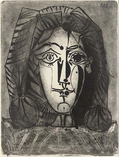 Pablo Picasso, Young Woman