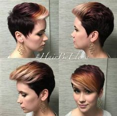 Super Trendy Short Haircuts!
