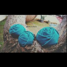 Rosebud brooches