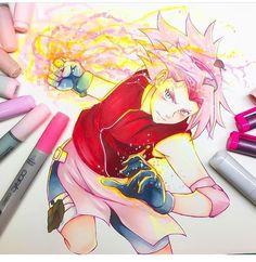 Sasuke Uchiha, Anime Naruto, Naruto E Boruto, Naruto Girls, Naruto Art, Anime Manga, Anime Girls, Sakura Haruno, Copic Drawings