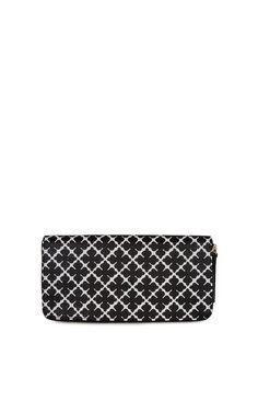 Clutch Milion BLACK/WHITE - By Malene Birger - Designers - Raglady