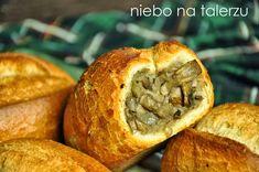 Quiche, Polish Recipes, Polish Food, Dumplings, Cheesesteak, Bagel, Baked Potato, Appetizers, Pizza