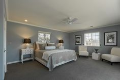 2nd spacious master suite