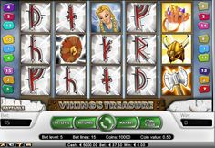 Glücklich Sie! Treffen Sie wahre wilde Wikinger! Viking's Treasure™ kostenlos spielen ohne anmeldung | automatenspielex.com