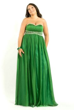 fa6b23864f 13 Inspiring Plus Size Prom Dresses images