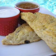 Chef John's Scones Recipe and Video - These light and tender scones are perfect with jam, marmalade, or clotted cream. Best Scone Recipe, Food Wishes, Clotted Cream, Pastry Blender, Quick Bread, Queso, Breakfast Recipes, Scone Recipes, Cornbread Recipes