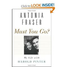 A beautiful book written by Antonia Fraser, the wife and soul mate of Harold Pinter, the Nobel-Prize winning playwright.  We get a glimpse of their shared life through anecdotes, family and political crises, and travels. Fraser is a great writer in her own write, and focusses on royal figures from the English, Scottish, and French histories. Her perspective on life is thus enriched by her intimate knowledge of the lives of her heroes and heroines.
