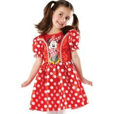 Déguisement Minnie Mouse Disney fille