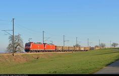 RailPictures.Net Photo: 185 135 DB Schenker DBSR 185 at Lottstetten, Germany by Reinhard Reiss