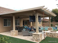 Rezultat Imagine Pentru Patio Covers On A Budget