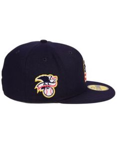 705c7f720fa New Era Boys  New York Yankees Stars and Stripes 59FIFTY Fitted Cap - Blue 6