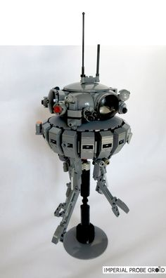 Hey everyone Lego has covered most of the iconic ships and droids from the Star Wars universe. However, there is one obscure fellow that has yet to be represented on its own, ...