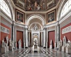 Massimo Listri - Works - Vatican Museums