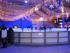 Mobile ice rink hire - Blackpool, Lancashire and the wider UK