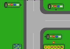 Visualiseer een verkeerssituatie
