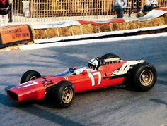 1966 John Surtees, Ferrari 312