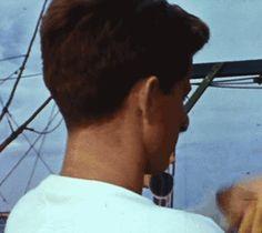 JFK as a teen....guys we had a hot president....can we talk about this? HAHAHAHAHA! ❤