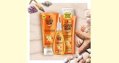 Gliss kur summer repair test Bewerben Sie sich jetzt! http://www.dpov.de/kosmetikproben/gliss-kur-summer-repair-test.html  #Glisskur #Shampoo #Kosmetikproben #haarspray #repair #test