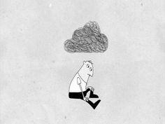 Messy mind.