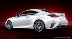 The Lexus RC