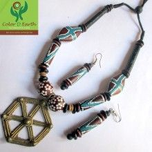 Dokra and Terracotta Jewelry